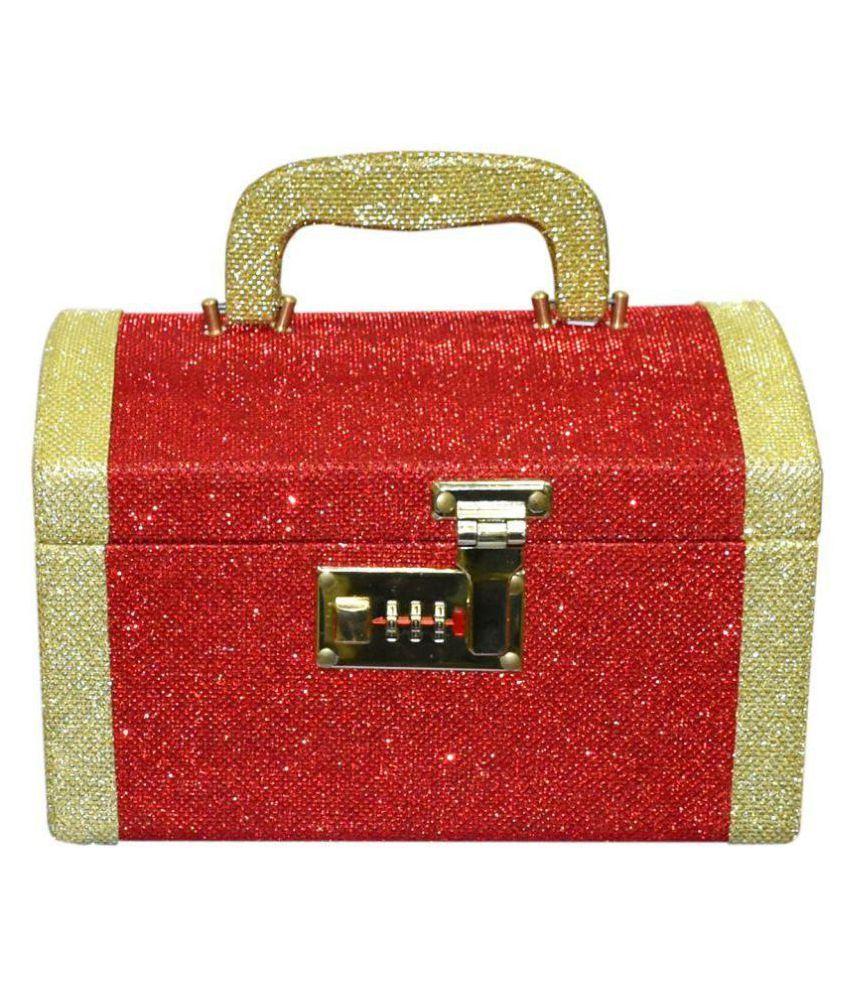Pride Star Palki Shine to store cosmetics Vanity Box