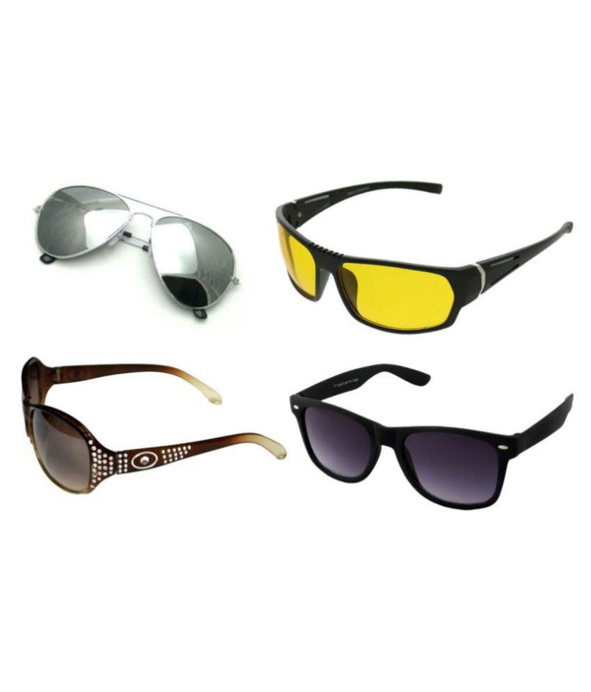 Victoria Secret Sunglasses Combo ( 4 pairs of sunglasses ) - Buy Victoria  Secret Sunglasses Combo ( 4 pairs of sunglasses ) Online at Low Price -  Snapdeal a066d86da24
