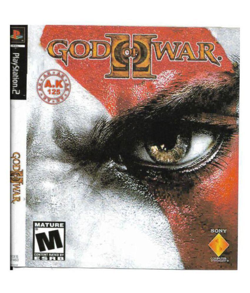 God Of War 3 ( PS2 )