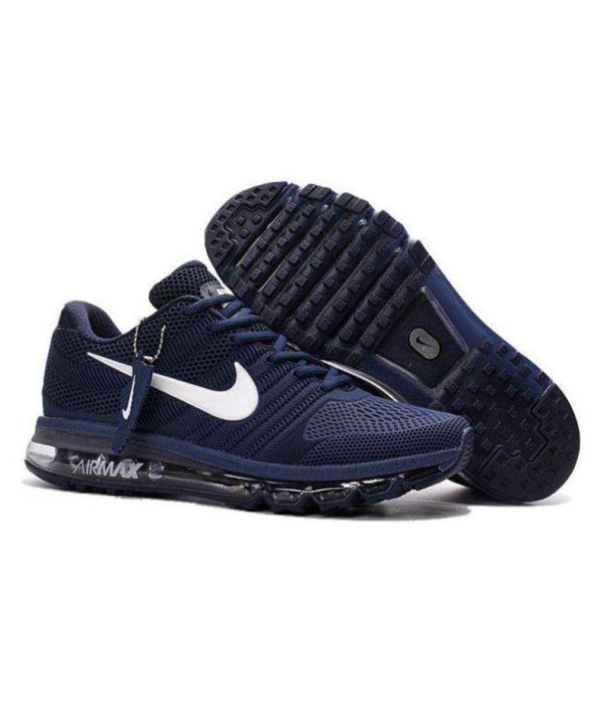 721e1f8116 Nike Nike Airmax 2018 Navy blue Lifestyle Navy Casual Shoes - Buy Nike Nike  Airmax 2018 Navy blue Lifestyle Navy Casual Shoes Online at Best Prices in  India ...