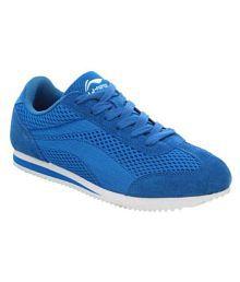 Li Ning Blue Running Shoes
