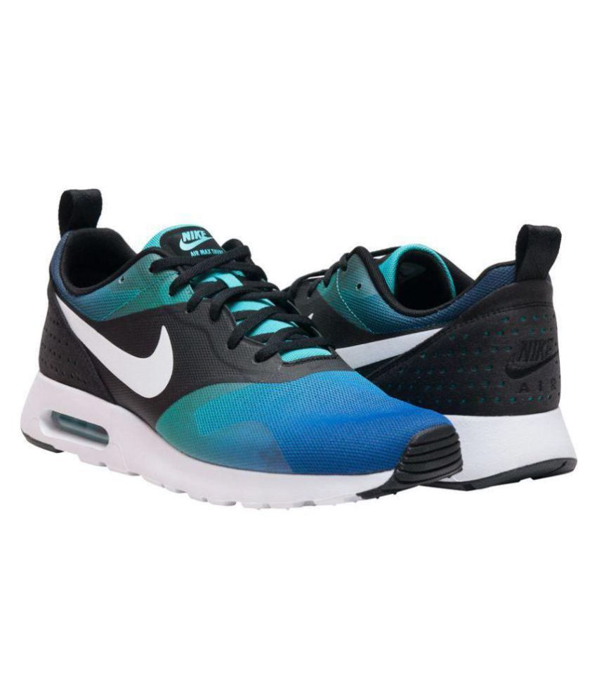 8588aa1f7d Nike Airmax Tavas Blue Running Shoes - Buy Nike Airmax Tavas Blue ...