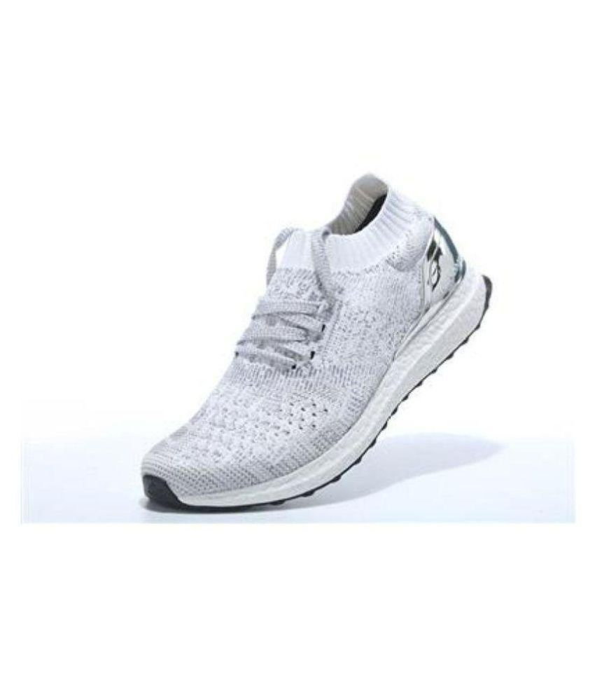 10d6ca8bd40f Adidas Dare ultra boost White Training Shoes - Buy Adidas Dare ultra boost  White Training Shoes Online at Best Prices in India on Snapdeal