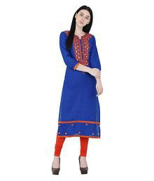 Embroidered Kurtis  Buy Embroidered Kurtis Online at Best Prices in ... 11ba7258d