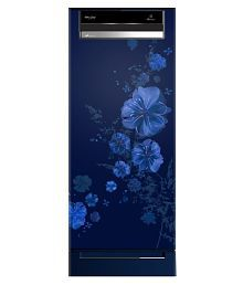 Whirlpool 200 Ltr 4 Star 215 Vitamagic ROY Single Door Refrigerator - Blue