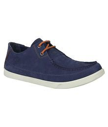 Woodland GC 2112116 Sneakers Blue Casual Shoes