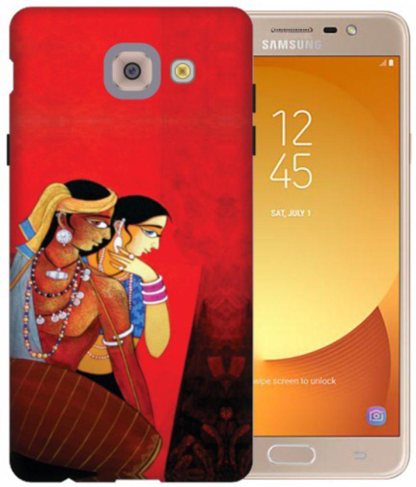 purchase cheap 08773 5b320 Samsung Galaxy J7 Max 3D Back Covers By Printland
