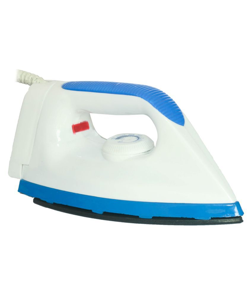 Bentag Victoria 750W Light Weight Dry Iron Blue