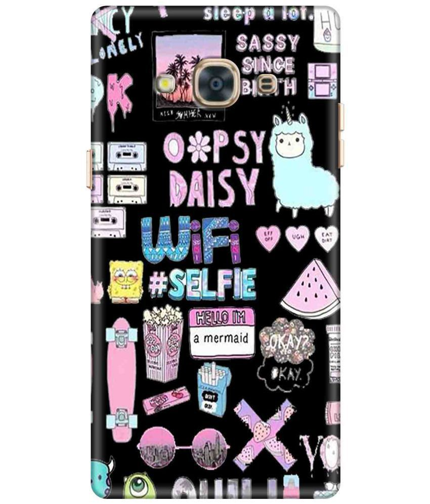 Samsung Galaxy J3 Pro Printed Cover By LOL