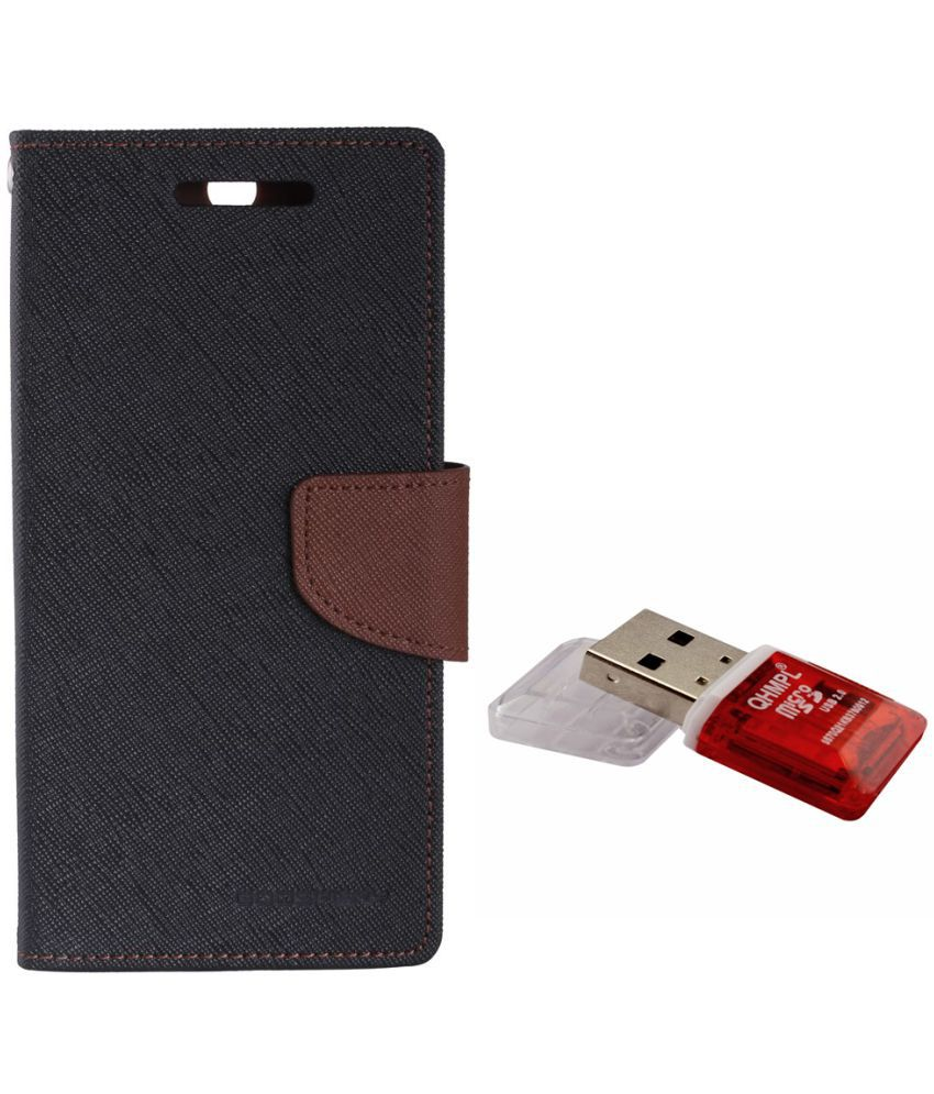 Samsung Galaxy Note 4 Cases with Stands Avzax - Black