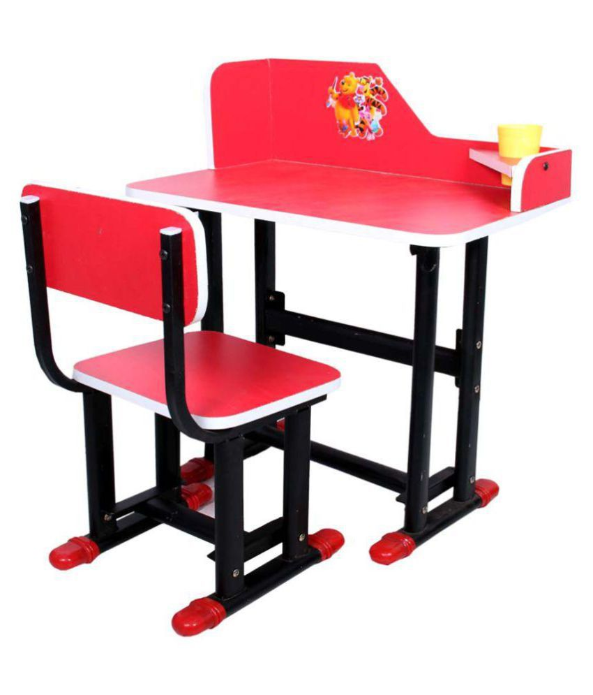 Kids Study Desk And Chair Set