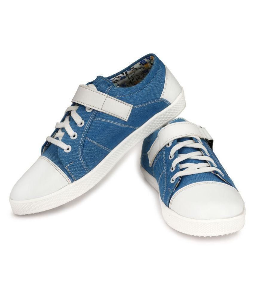 Yoddly R5007 Sneakers Blue Casual Shoes