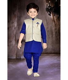 AJ Dezines Partywear Kurta Payjama Set For Kids