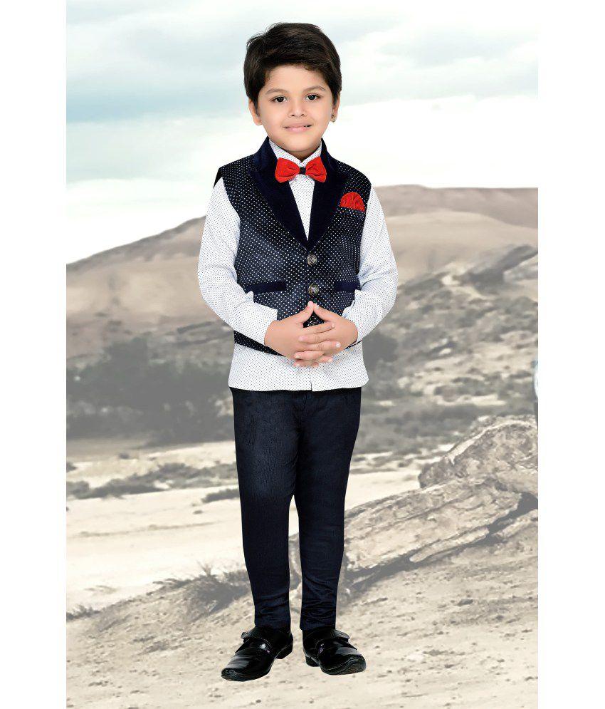 e5c3ad999b AJ Dezines Kids Party Wear Suit Set For Boys