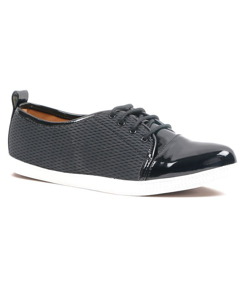 64c7fdb0c5f Carlton London Black Casual Shoes Price in India- Buy Carlton London Black  Casual Shoes Online at Snapdeal