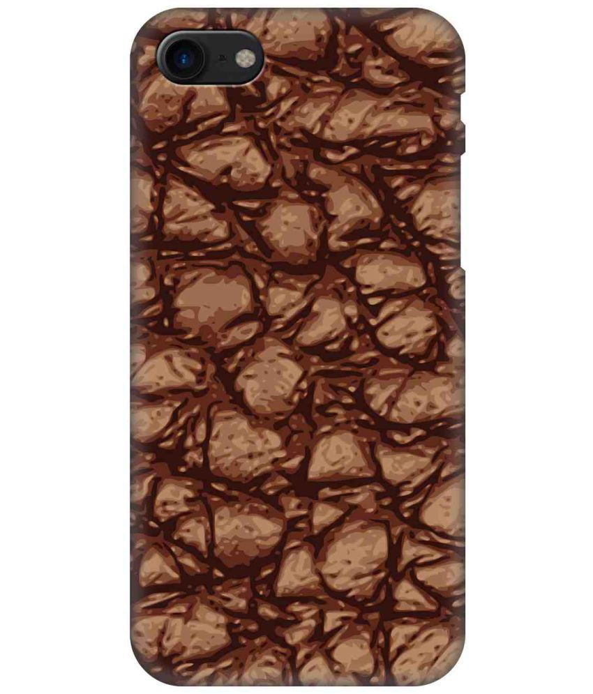 Apple Iphone 8 Printed Cover By SWAGMYCASE