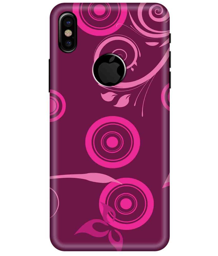 Apple iPhone X Printed Cover By SWAGMYCASE
