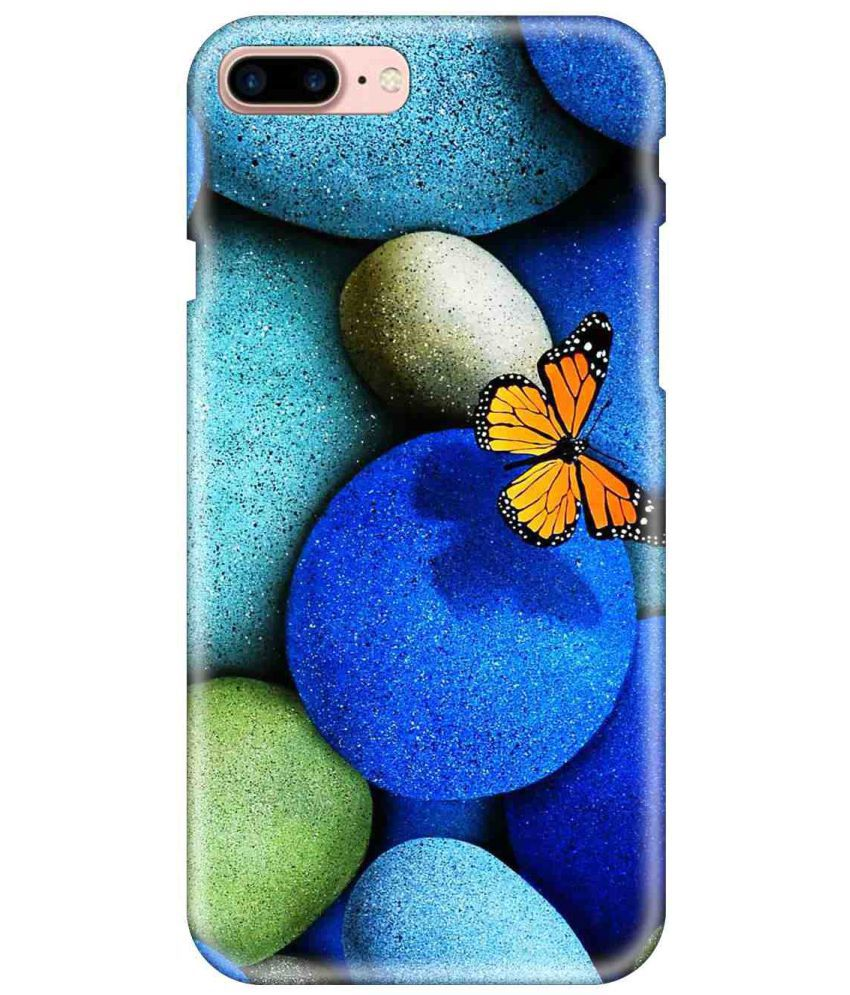 Apple Iphone 8 Plus Printed Cover By SWAGMYCASE