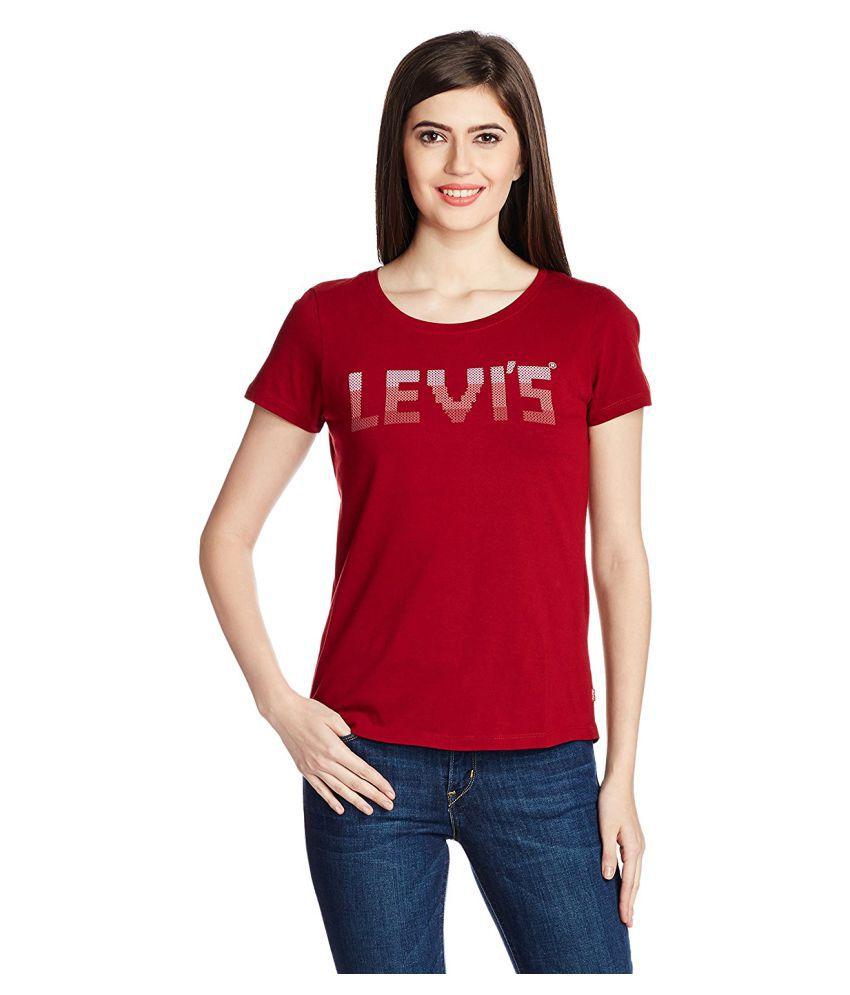 b23798e2 Levi's Cotton T-Shirts