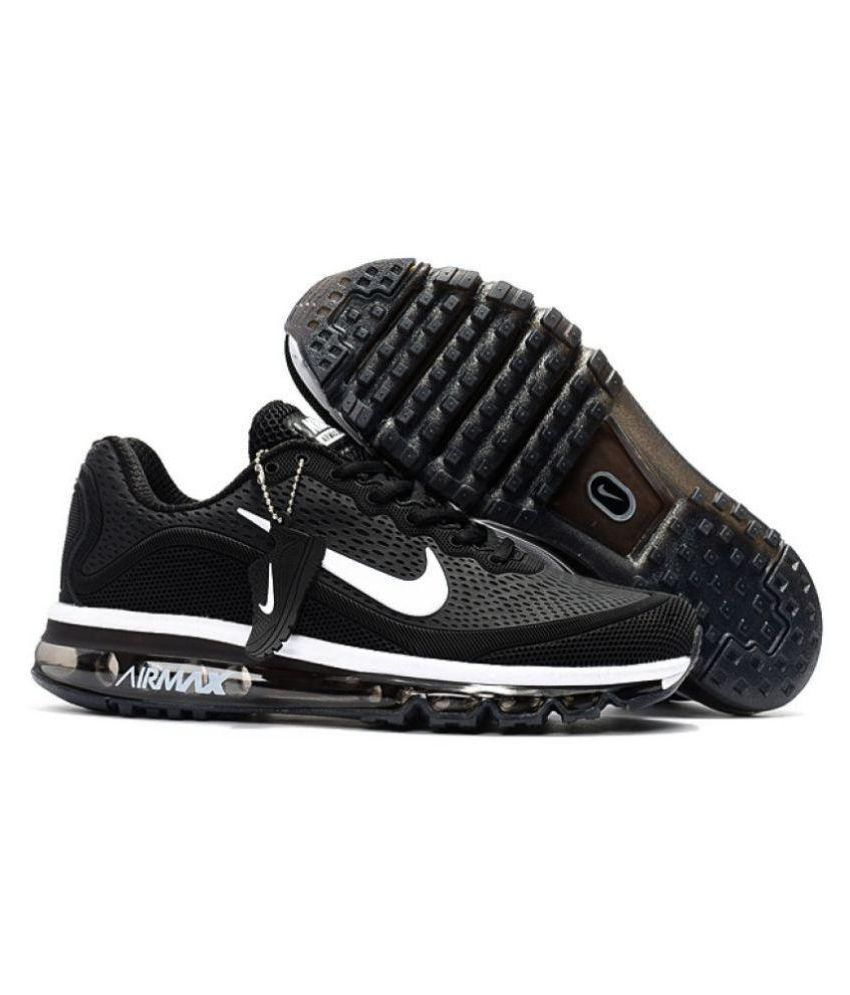 Nike Nike Air Max 2018 Limited Edition Lifestyle Black Casual ...