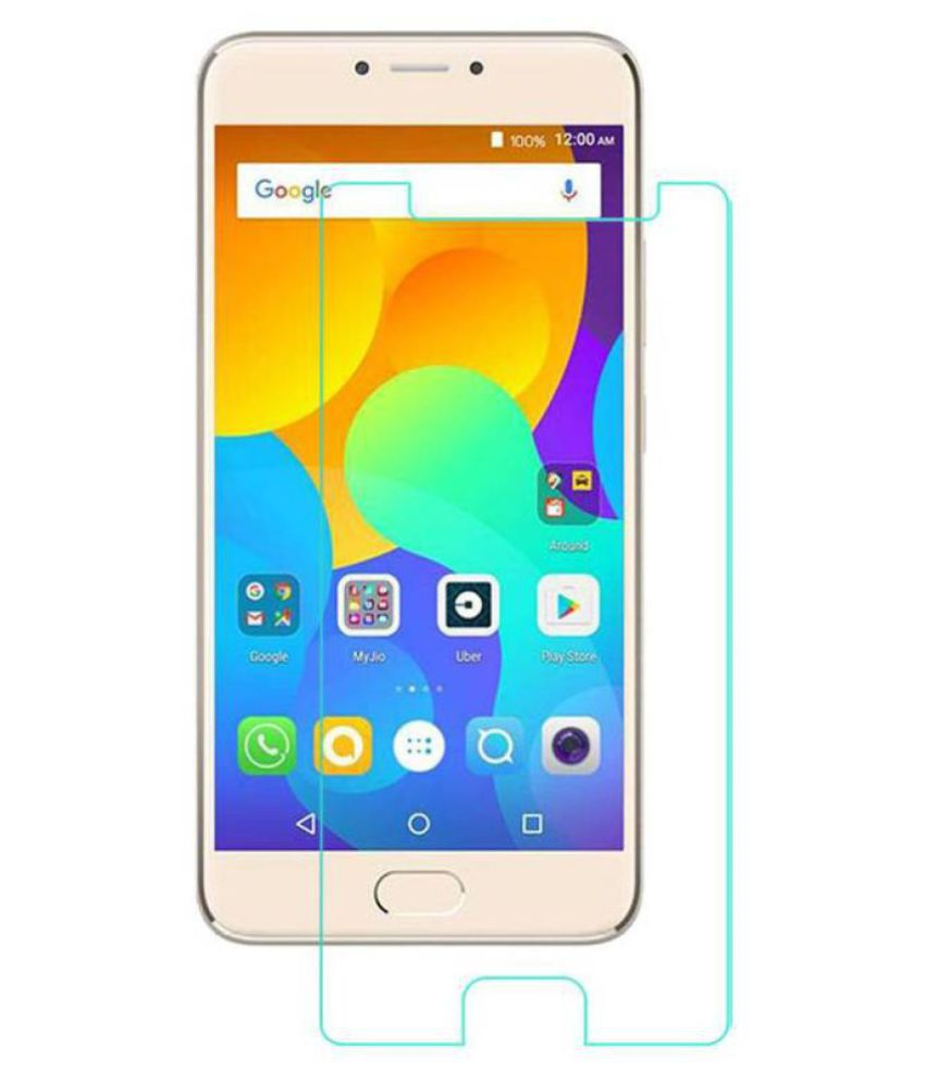 MICROMAX CANVAS EVOK NOTE E453 Tempered Glass Screen Guard By ACM