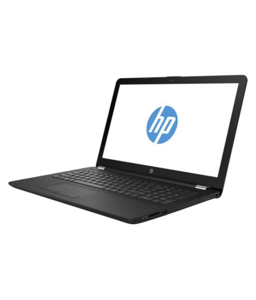 HP Pavilion 15-bs542TU Netbook Core i3 (6th Generation) 4 GB 39.62cm(15.6) DOS Not Applicable Black