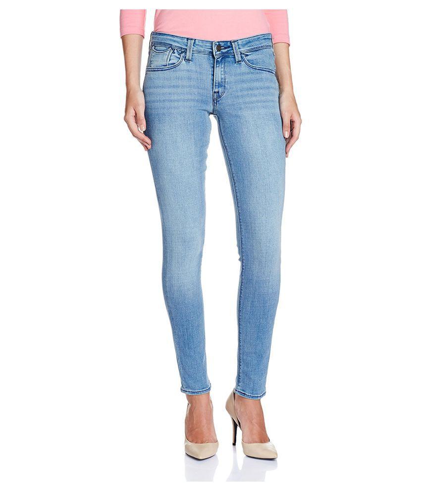 Levi's Blue Regular Fit Jeans
