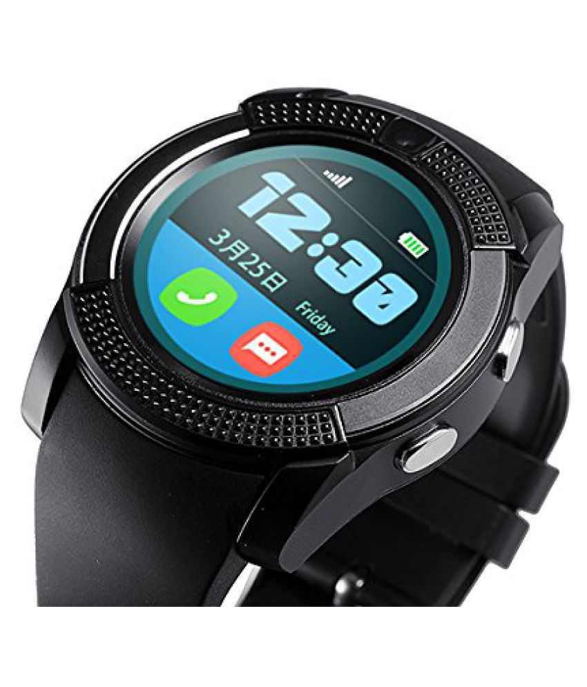Mobilefit V9 Smartwatch suitable  for Vibe P1 Smart Watches