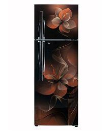 LG 284 Ltr 4 Star GL-T302RHDN Double Door Refrigerator - Multi Color