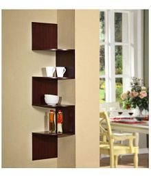 corner wall shelf buy corner wall shelf online at best prices in rh snapdeal com
