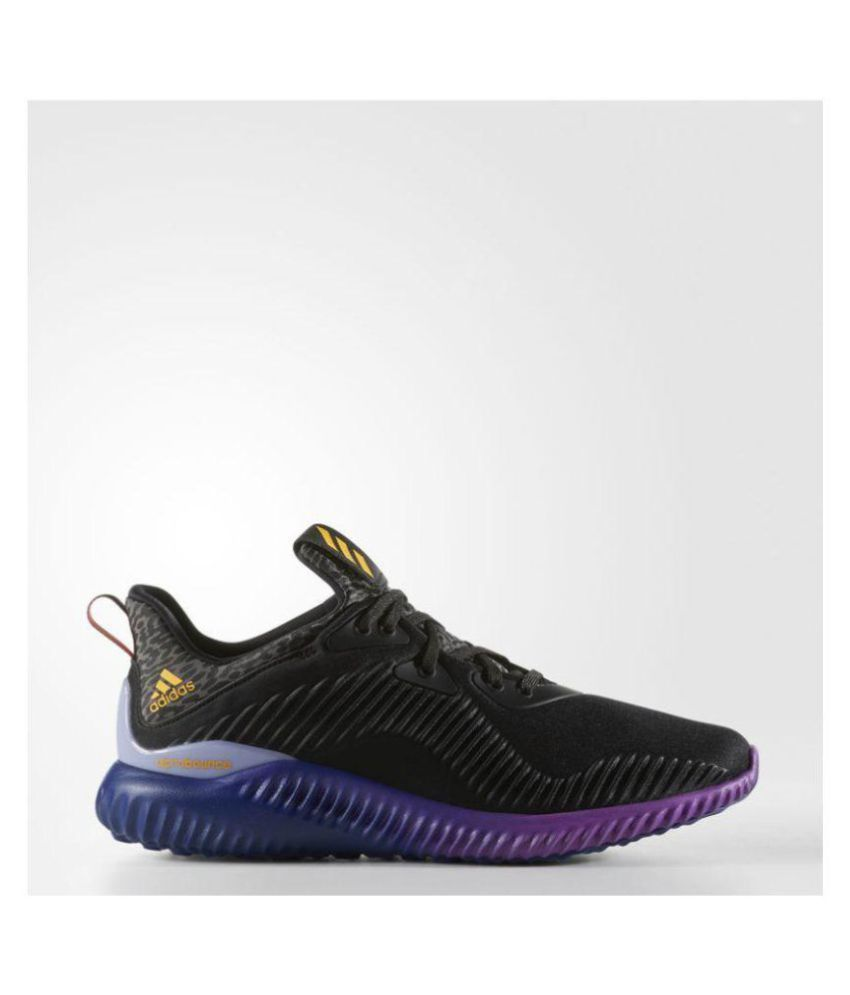 bdc47778d Adidas Alphabounce Purple Running Shoes - Buy Adidas Alphabounce Purple Running  Shoes Online at Best Prices in India on Snapdeal