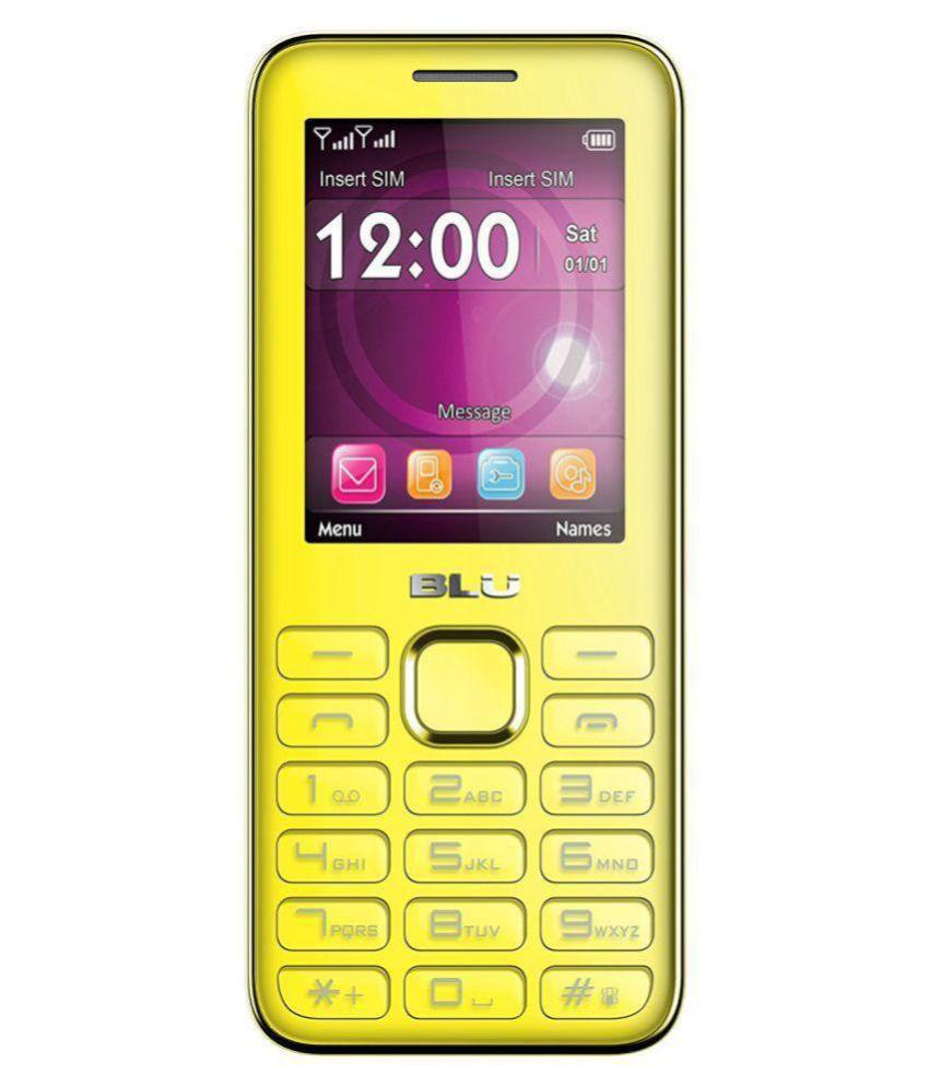 Blu Yellow Diva II 32 MB
