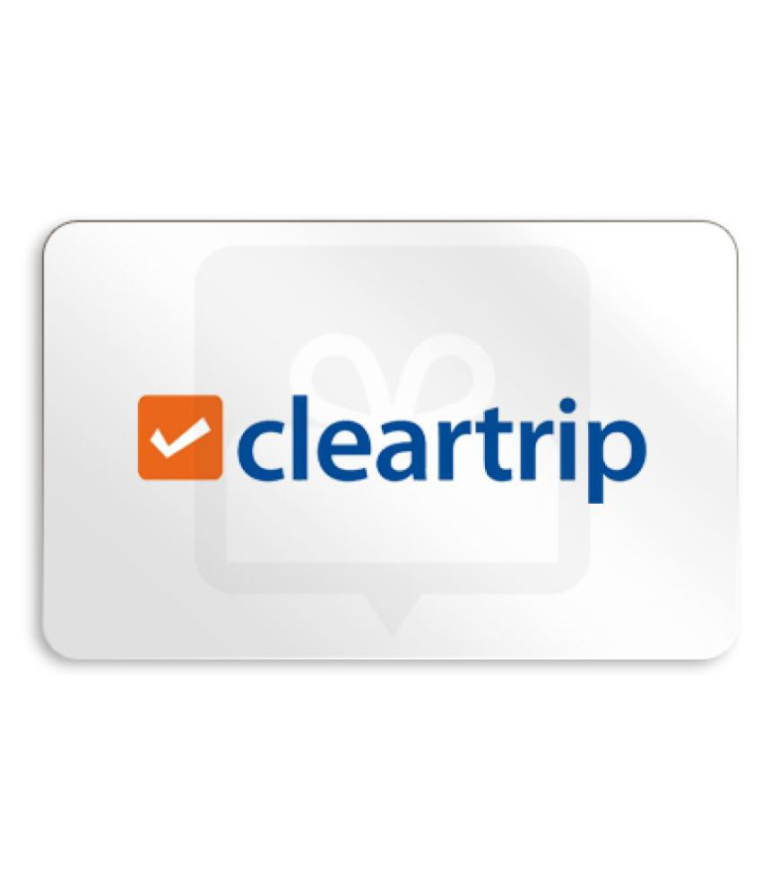 Cleartrip E-gift card Gift Card 3000 - Delivered via Email