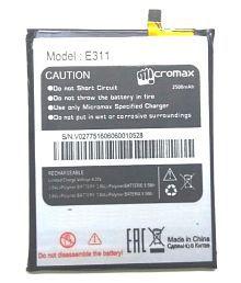 Micromax Canvas Nitro 2 E311 Batteries: Buy Micromax Canvas