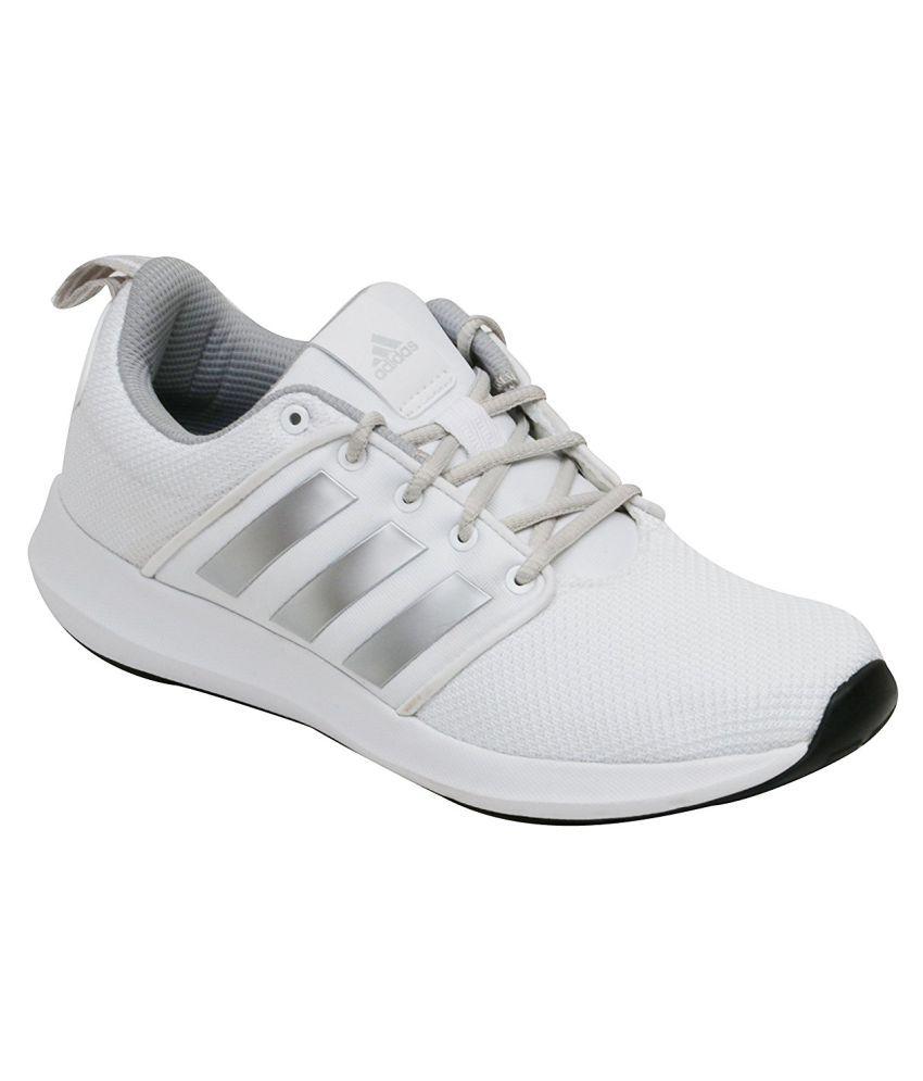 Adidas NEPTON M White Running Shoes