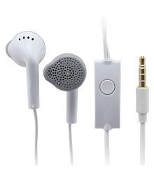 Samsung J7 Prime New Ear Buds Wired Earphones With Mic
