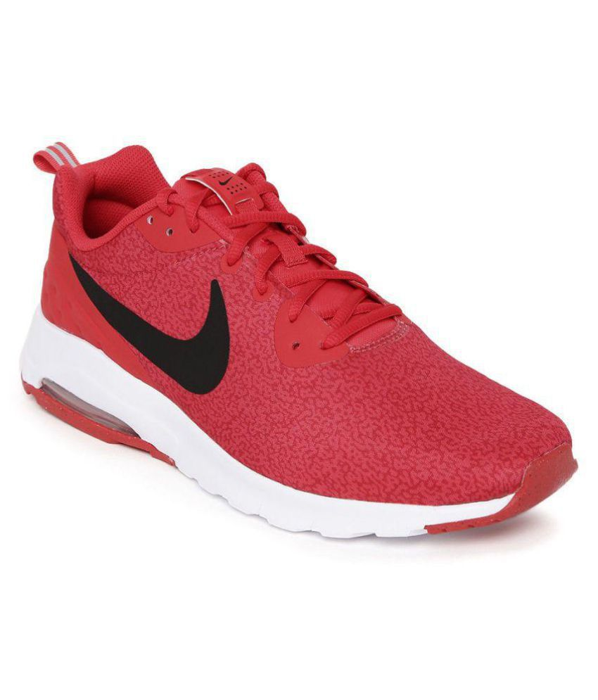 nike air max motion lw red