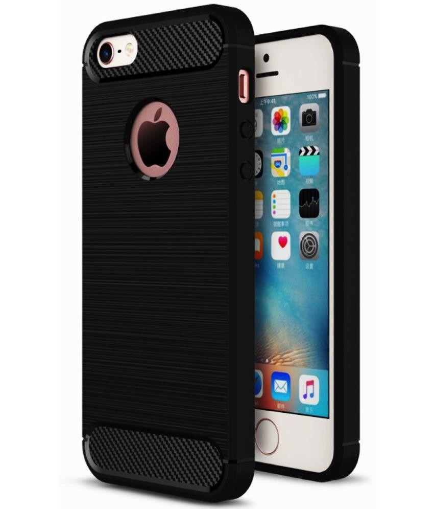 Apple iPhone 6 Hybrid Covers Galaxy Plus - Black