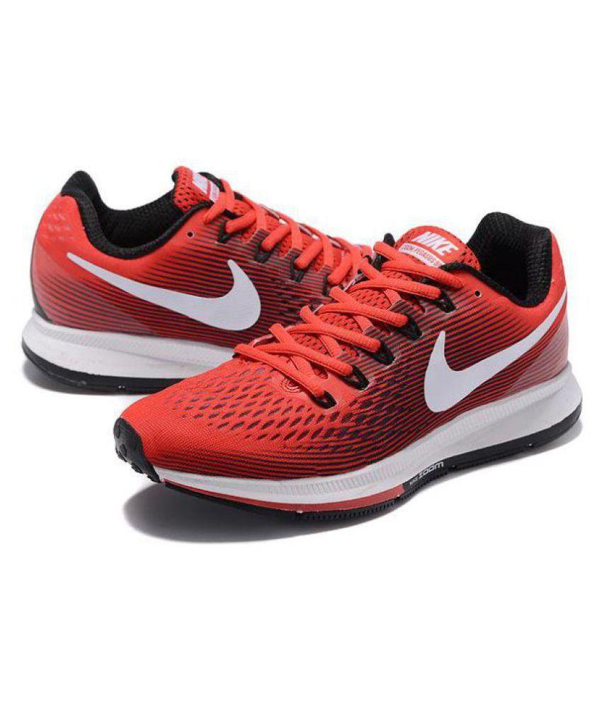Nike AIR ZOOM PEGASUS 34 Red Running