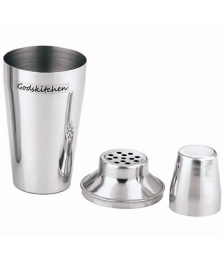 Godskitchen Stainless Steel Shakers