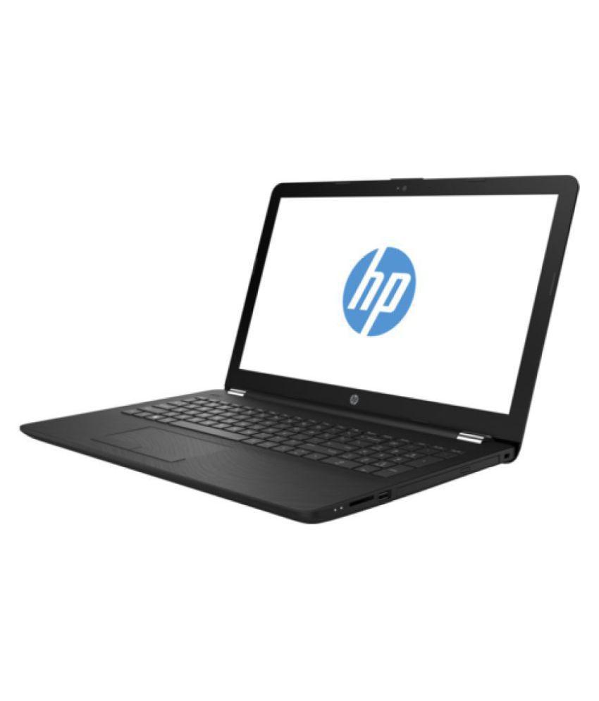 HP 15-BS544TU 2017 15.6-inch Laptop (6th Gen Core i3-6006U/8GB/1TB/DOS/Integrated Graphics), Sparkling Black