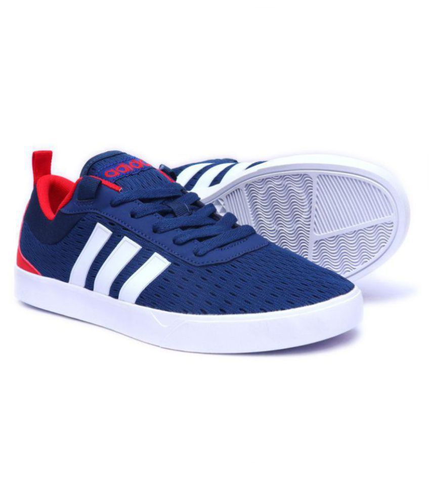 66790f67d2c4 Adidas Neo 5 Performance Navy Blue Casual Shoes - Buy Adidas Neo 5  Performance Navy Blue Casual Shoes Online at Best Prices in India on  Snapdeal