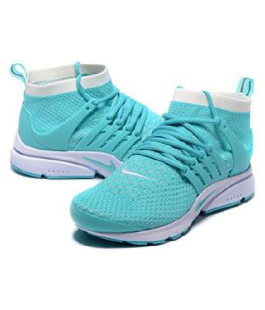 19d82a889652 Nike Air Presto Ultra Flyknit Blue Running Shoes - Buy Nike Air Presto  Ultra Flyknit Blue Running Shoes Online at Best Prices in India on Snapdeal