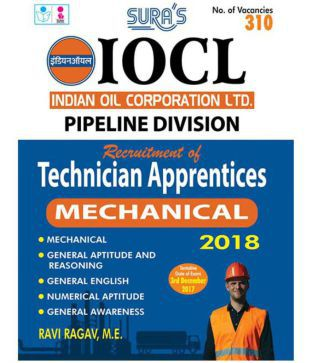 Competitive exams books buy competitive exams books online snapdeal iocl pipeline division technician apprentices mechanical exam books 2018 fandeluxe