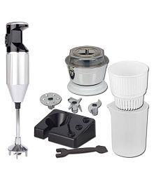 Anaar Metallic 300 Watt Hand Blender