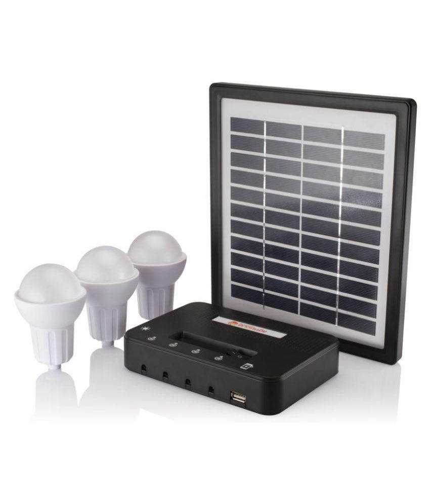 Agni Solar Home Lighting Kit 3 Lanterns: Buy Online at Best Price on ...
