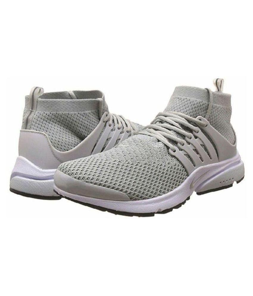 new concept 3dd35 cd95d greece nike air presto gray running shoes 88f35 ddbb3