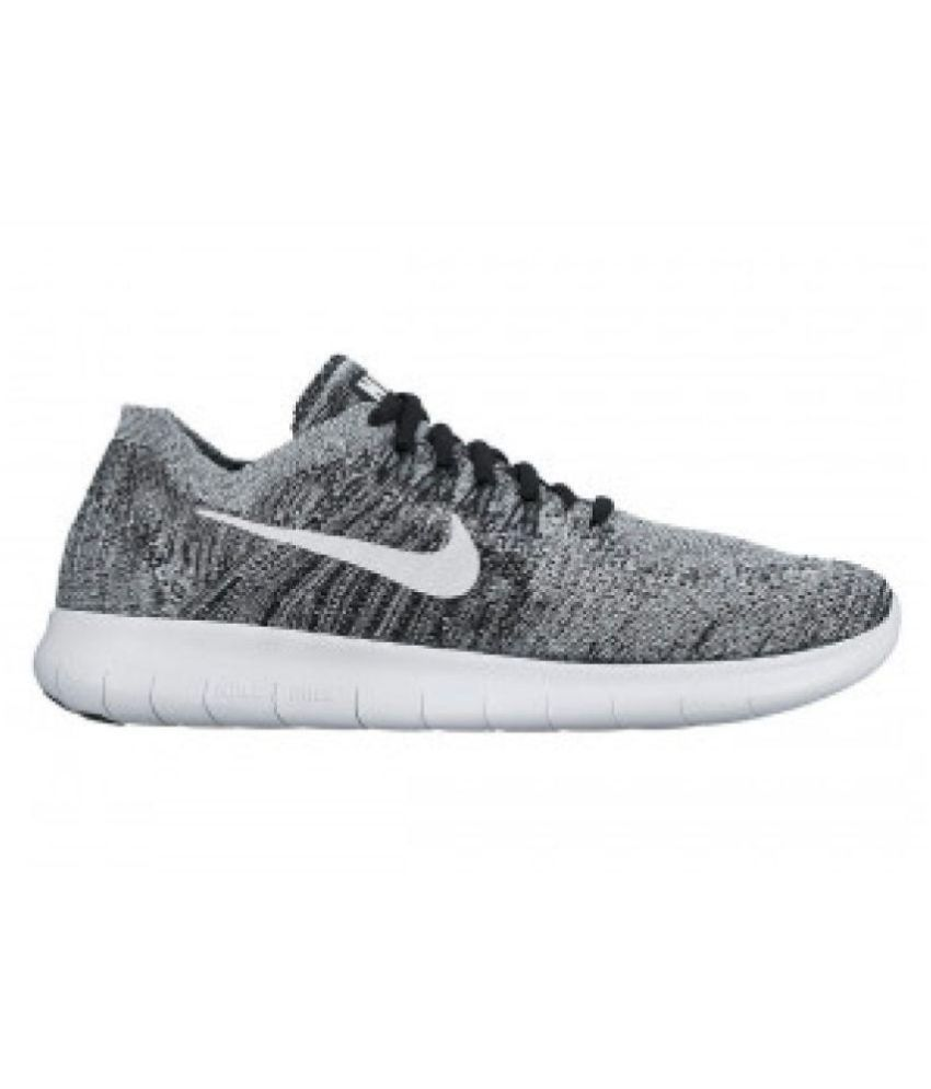 Nike nike free rn flyknit Gray Running Shoes - Buy Nike nike free rn  flyknit Gray Running Shoes Online at Best Prices in India on Snapdeal e582f75722519