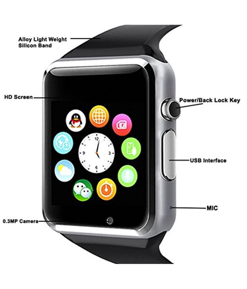 Oasis Nokia 6600 fold Compatible Smart Watches - Wearable