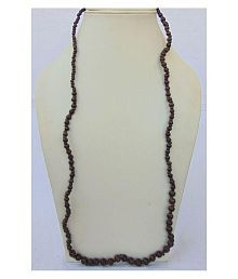 Foot Planet Multicolor Wood Artificial Women's Necklace